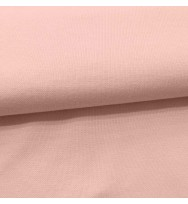 Bündchen breit peach rose
