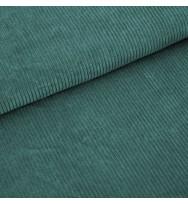 Cord-Nicki staubgrün