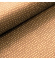 Jersey Dotted Line taupe