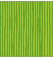 Druckstoff Streifen grün
