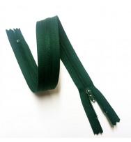 Reißverschluss/Zipp nicht teilbar dunkelgrün