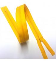 Reißverschluss/Zipp nicht teilbar maisgelb