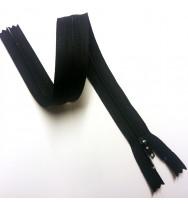 Reißverschluss/Zipp nicht teilbar schwarz