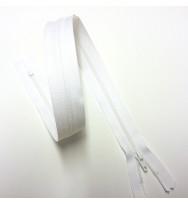 Reißverschluss/Zipp nicht teilbar weiß