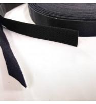 Klettverschluss schwarz