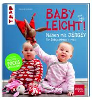 Klimperklein - Babyleicht - Nähen mit Jersey für Babys