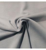 Bündchen breit alloy grey