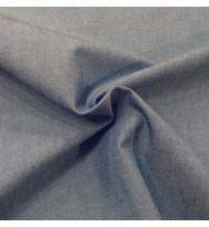 Chambray-Webstoff deep blue
