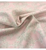 Cotton Lawn Seda rosé