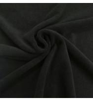 Strickfrottee schwarz