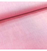 Chambray-Popeline rosa