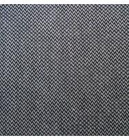Kreuzköper - Tragetuchstoff schwarz/weiß