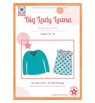 "Schnittmuster Plus-Size-Damenshirt ""Big Lady Leana"""