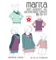 Schnittmuster Kindershirt Marita