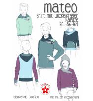 Schnittmuster Kindershirt Mateo
