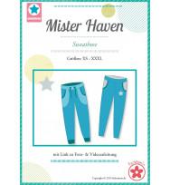 """Schnittmuster Herren-Sweathose """"Mister Haven"""""""
