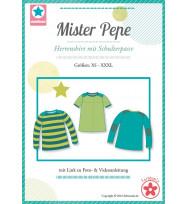 """Schnittmuster Herren-Shirt """"Mister Pepe"""""""