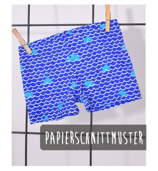 Schnittmuster Badehose BADE.meister4kids