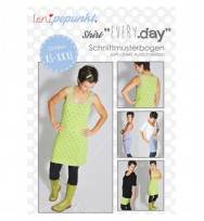 "Schnittmuster Damen-Shirt ""every.DAY"""