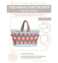 Schnittmuster Basic Bag
