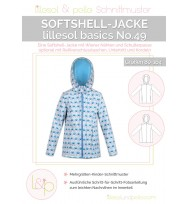 Schnittmuster Kinder- (Softshell-) Jacke