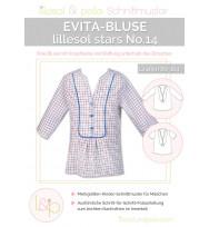 Schnittmuster Kinder-Evita-Bluse