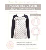 Schnittmuster Women Raglan-Kleid & Shirt