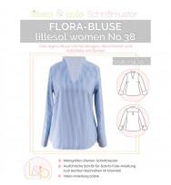 Schnittmuster Damen-Flora-Bluse