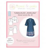 Schnittmuster Damen-Tunika/Kleid Mariluna