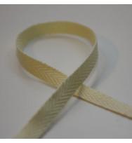 Fischgrätband 6 mm gelb