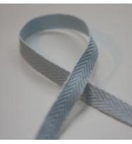 Fischgrätband 6 mm hellblau