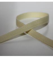 Satinband hellgelb, 6 mm
