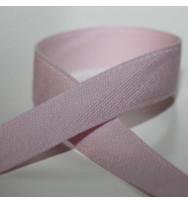 Satinband rosa, 15 mm