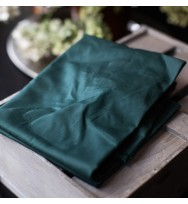 Dry Waxed Organic Cotton deep green