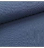 Ripp-Bündchen dust blue