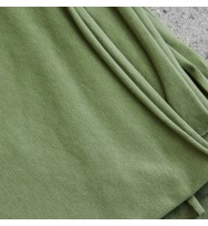 Jersey olive green