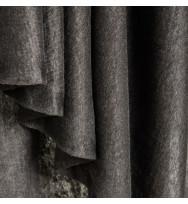 Feiner Leinenjersey calm grey