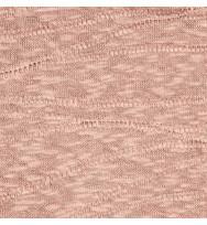 Slub Jacquard Knit rose