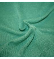 Hanf-Strickjersey smaragd