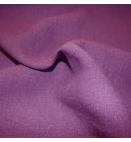 Leichter Hanfwebstoff lila