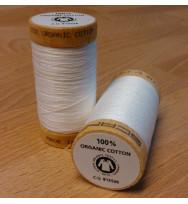 Nähgarn Bio-Baumwolle 100 m - 4800 weiß