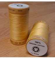 Nähgarn Bio-Baumwolle 100 m - 4802 vanille