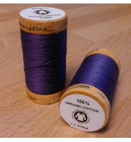 Nähgarn Bio-Baumwolle 100 m - 4813 violett
