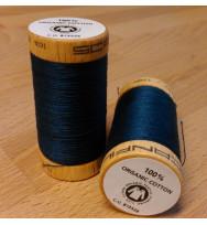 Nähgarn Bio-Baumwolle 100 m - 4815 dunkelblau
