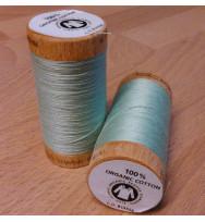 Nähgarn Bio-Baumwolle 100 m - 4820 mintgrün