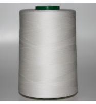 Nähgarn Bio-Baumwolle 5000 m - 4800 weiß