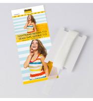 Nahtband flexibel T15 weiß - 5 m