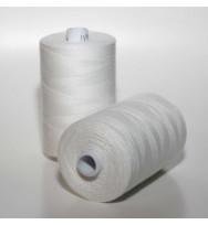Nähgarn Bio-Baumwolle 1000 m - 2 weiß